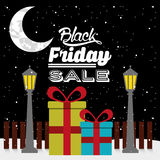 Black friday deals Stock Image