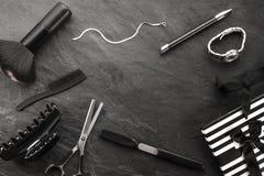 Black Friday, descuentos y regalos, espacio libre que embala foto de archivo libre de regalías