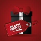 Black Friday design Stock Photography
