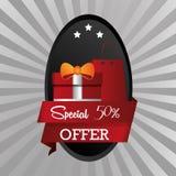 Black Friday design Royalty Free Stock Photos