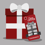 Black Friday design Royalty Free Stock Photo