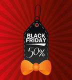 Black Friday design Stock Images