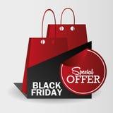 Black Friday design Royalty Free Stock Image