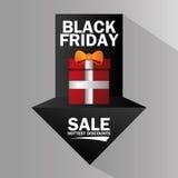 Black Friday design Stock Image