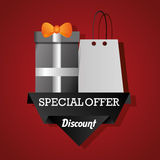Black Friday design Royalty Free Stock Images