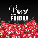 Black friday discounts,offers and promotions. Royalty Free Stock Images