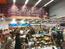 Black Friday en tienda al por menor fotos de archivo libres de regalías