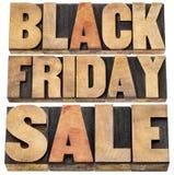 Black Friday försäljning Arkivfoton
