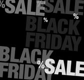 Black Friday Stock Photos