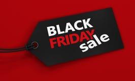 Black Friday-het Winkelen Verkoop Stock Foto