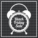Black friday icon Stock Photo