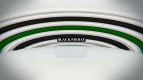 Black Friday royalty free illustration