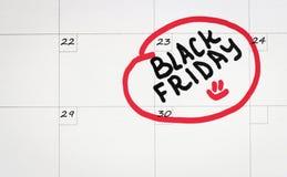 Black Friday, Listopad 23, 2018 obrazy stock