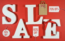 Black Friday o concepto de la promoción de las ventas al por menor Foto de archivo