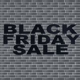 Black Friday is one of the brightest Fridays of the year, the day of discounts and sales, and it does not at all stock illustration