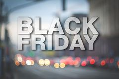 Free Black Friday Poster Stock Image - 130616101