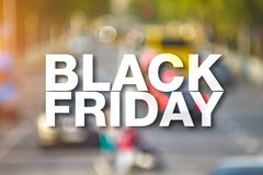 Black friday poster royalty free stock photos