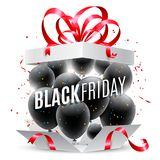 Black Friday Sale Announcement Royalty Free Stock Images