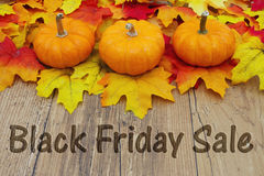 Black Friday Sale Royalty Free Stock Photos