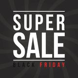 Black Friday sale background collection Royalty Free Stock Photo