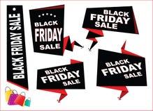 Black Friday Sale background Stock Photos
