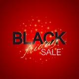 Black Friday Sale background. Promotional banner design. Vector illustration. Black Friday Sale background. Promotional banner design. Vector illustration Stock Images