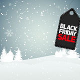 Black Friday Sale Background  Royalty Free Stock Photo