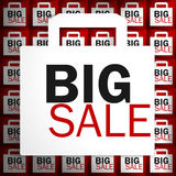 Black Friday Sale Bag Royalty Free Stock Photo