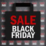 Black Friday Sale Bag Stock Images