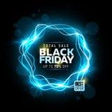 Black friday sale banner Stock Photos