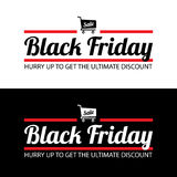 Black friday sale banner. This is Black friday sale banner design.   file Royalty Free Stock Images