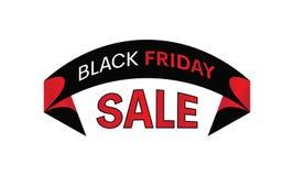 Black friday sale banner vector design stock photography