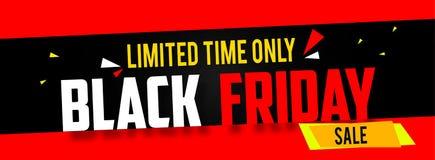 Black friday sale banner. Vector illustration of Black friday sale banner vector illustration