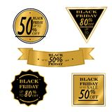 Black Friday sale. Big sale discount Stock Photo
