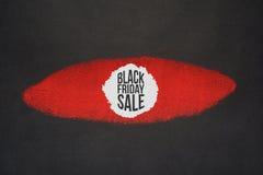 Black Friday Sale Billboard creative Art Royalty Free Stock Photos