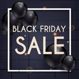 Black Friday. Sale. Can be used for website and mobile website b Royalty Free Stock Photos