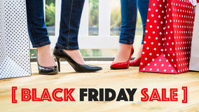 Black friday sale Stock Photos