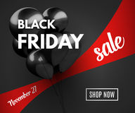 Black Friday Sale concept background Royalty Free Stock Photo