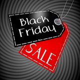 Black Friday sale concept... Royalty Free Stock Image