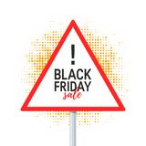 Black friday sale concept royalty free stock image