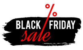 Black friday sale concept Royalty Free Stock Photos