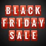 Black friday sale. EPS 10 Stock Photography