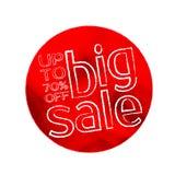 Black Friday Sale etiketter, uttrycket för logoen, baner, märker, emblem, tryck, affischer, rengöringsduk arkivbilder