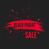Black Friday sale. Royalty Free Stock Photography