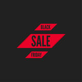 Black Friday sale. Royalty Free Stock Images
