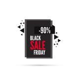 Black Friday sale. Stock Image