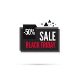 Black Friday sale. Stock Photo