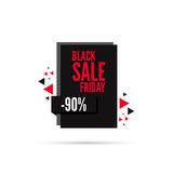 Black Friday sale. Stock Photography