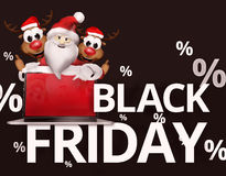 Black Friday Sale Royalty Free Stock Photo