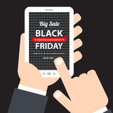 Black friday sale icon. This is Black friday sale icon design.  file Royalty Free Stock Photo